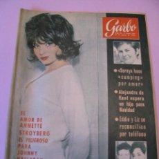 Coleccionismo de Revista Garbo: REVISTA GARBO. Nº 546. 31 AGOSTO 1964.. Lote 117397047