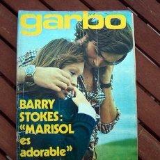 Coleccionismo de Revista Garbo: GARBO / MARISOL, BARRY STOKES, JANE BIRKIN, SERGE GAINSBOURG, HOMBRE, LAUREN BACALL, DUQUESA DE ALBA. Lote 117429663