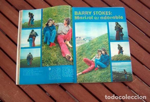 Coleccionismo de Revista Garbo: Garbo / MARISOL, BARRY STOKES, JANE BIRKIN, SERGE GAINSBOURG, HOMBRE, LAUREN BACALL, DUQUESA DE ALBA - Foto 3 - 117429663