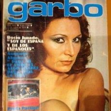 Coleccionismo de Revista Garbo: ROCIO JURADO - REVISTA GARBO Nº 1298 - 15 DE MARZO DE 1978. Lote 117462319