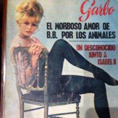 Coleccionismo de Revista Garbo: BRIGITTE BARDOT - REVISTA GARBO Nº 660 - 30 OCTUBRE 1965.. Lote 117463471