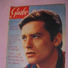 Coleccionismo de Revista Garbo: REVISTA GARBO. Nº 638. 29 MAYO 1965. . Lote 118029403