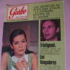 Coleccionismo de Revista Garbo: REVISTA GARBO. Nº 758. 16 SEPTIEMBRE 1967. . Lote 118030419