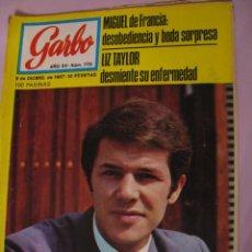 Coleccionismo de Revista Garbo: REVISTA GARBO. Nº 770. 9 DICIEMBRE 1967. . Lote 118031119