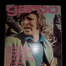 Coleccionismo de Revista Garbo: REVISTA GARBO Nº 1083 30 DE ENERO 1974, EL CORDOBES, BOB HOPE, JULIO IGLESIAS. Lote 120204423
