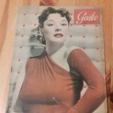 Coleccionismo de Revista Garbo: GARBO 1953 RUTH ROMAN. Lote 120366350