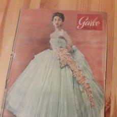 Coleccionismo de Revista Garbo: GARBO TERESITA MONTEZ LUIS CANDELAS SACERDOTES OBREROS. Lote 120366848