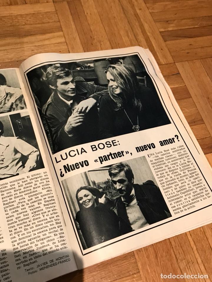 Coleccionismo de Revista Garbo: Revista Garbo 4 de febrero 1970 Raphael - princesa Ana - Gina - Foto 2 - 122303254