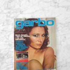 Colecionismo da Revista Garbo: GARBO - 1978 - ROCIO JURADO, MARISOL, AMEL AMOR, ANA DIOSDADO, MARIA CALLAS, ISABEL PANTOJA. Lote 122871683