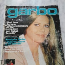 Coleccionismo de Revista Garbo: REVISTA GARBO.. Lote 123206871