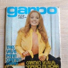 GARBO Nº 1079    1974   CARMEN MARIA   CARMEN SEVILLA   TONY ISBERT   1fad4c51ac9
