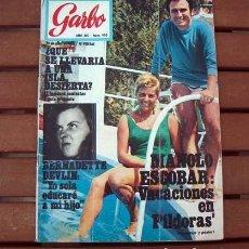 Coleccionismo de Revista Garbo: REVISTA GARBO 1971 / MANOLO ESCOBAR, GRACE KELLY, REYES DE ESPAÑA. Lote 127921463
