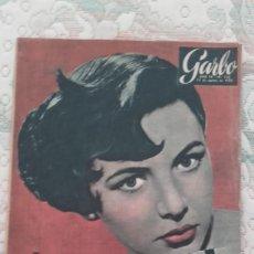 Coleccionismo de Revista Garbo: REVISTA GARBO Nº 126 (AÑO III, 13 DE AGOSTO DE 1955). Lote 132193386
