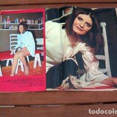 Coleccionismo de Revista Garbo: GARBO / SANDIE SHAW, ROMINA POWER, FRANCE ANGLADE, ELSA BAEZA, SALOME, AVA GARDNER, KENNEDY. Lote 132478150