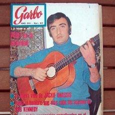 Coleccionismo de Revista Garbo: REVISTA GARBO 1969 / PERET, MIREILLE MATHIEU. Lote 134095162