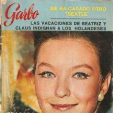 Coleccionismo de Revista Garbo: REVISTA GARBO Nº 674 THE BEATLES, GEORGE HARRISON, MONSERRAT CABALLÉ, MARINA VLADY. Lote 134830106
