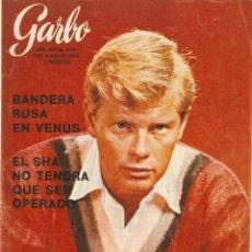 Coleccionismo de Revista Garbo: REVISTA GARBO Nº 679 EL SANTO, GRACE KELLY, RAINIERO. Lote 134831606