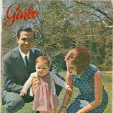Coleccionismo de Revista Garbo - Revista Garbo nº 690 Paul Getty, Princesa Paola, reyes de Grecia, Picasso - 134902194