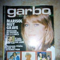 Coleccionismo de Revista Garbo: REVISTA GARBO, 1981. NUMERO 1469. Lote 136976586