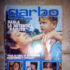 Coleccionismo de Revista Garbo: REVISTA GARBO 1981, NUMERO 1468. Lote 136980302