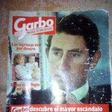 Coleccionismo de Revista Garbo: REVISTA GARBO SEPRIEMBRE 1981. Lote 137109618