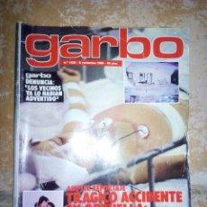 Coleccionismo de Revista Garbo: REVISTA GARBO 1980. Lote 137110324