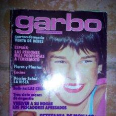 Coleccionismo de Revista Garbo: REVISTA GARBO 1980. Lote 137110785