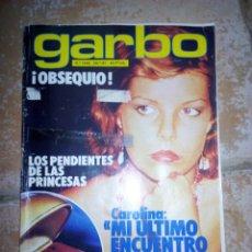 Coleccionismo de Revista Garbo: REVISTA GARBO ENERO 1981. Lote 137111160