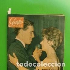 Coleccionismo de Revista Garbo: GARBO Nº 574 * 1964 LA ULTIMA REINA DE ARAGON - SOFIA LOREN - GRACE DE MONACO - ARTHUR MILLER *43 * . Lote 137139358