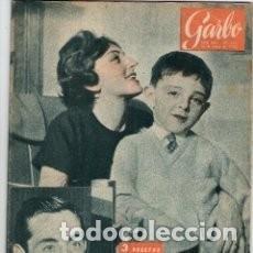 Coleccionismo de Revista Garbo: REVISTA GARBO 357 * LIZ TAYLOR * MIKE TODD * FAUSTO COPPI * ANA MARIA MATUTE * 43. Lote 137140706