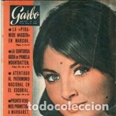 Coleccionismo de Revista Garbo: REVISTA GARBO 359 * 1960 * BODA DE PAMELA MOUNTBATTEN * MARGARET * DUQUESA ANASTASIA * 43. Lote 137140966