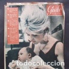 Coleccionismo de Revista Garbo: GARBO 367, MARZO 1960. BRIGITTE BARDOT. FALLAS DE VALENCIA, GRAN VÍA DIAGONAL DE MADRID * 43. Lote 137141522