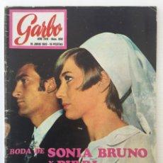 Coleccionismo de Revista Garbo: REVISTA GARBO AÑO XVII – Nº 850 – 18 DE JUNIO DE 1969 . Lote 140811346