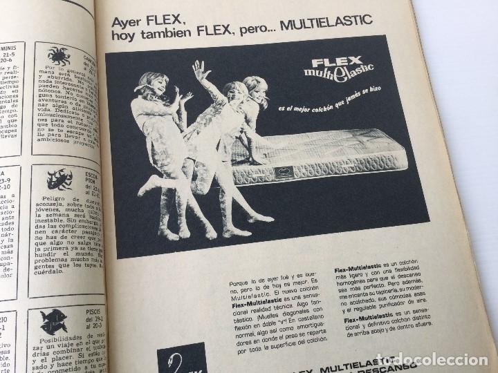Coleccionismo de Revista Garbo: Revista Garbo año XVIII – nº 927 – 9 de Diciembre de 1970 – Julio Iglesias - Foto 4 - 141113794