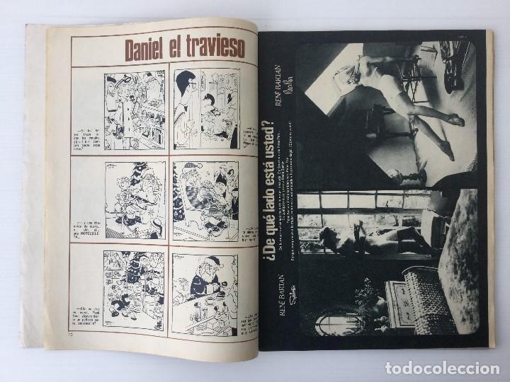 Coleccionismo de Revista Garbo: Revista Garbo año XVIII – nº 927 – 9 de Diciembre de 1970 – Julio Iglesias - Foto 5 - 141113794