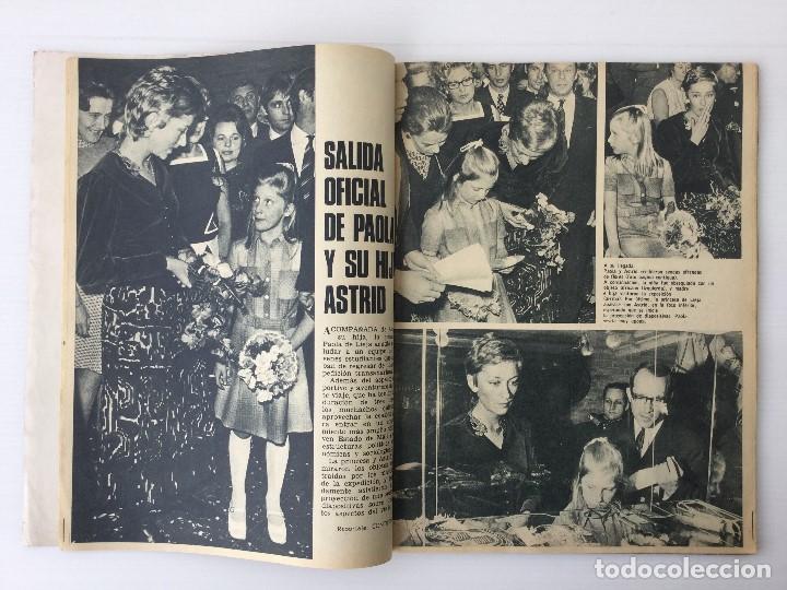 Coleccionismo de Revista Garbo: Revista Garbo año XVIII – nº 927 – 9 de Diciembre de 1970 – Julio Iglesias - Foto 6 - 141113794
