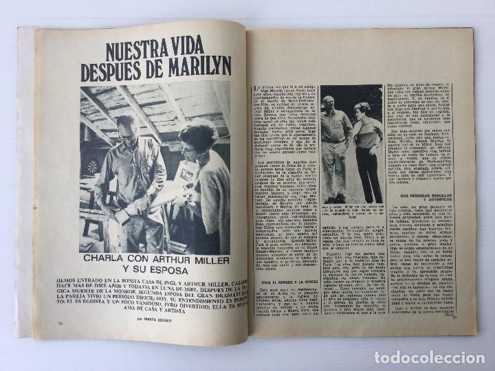 Coleccionismo de Revista Garbo: Revista Garbo año XVIII – nº 927 – 9 de Diciembre de 1970 – Julio Iglesias - Foto 8 - 141113794