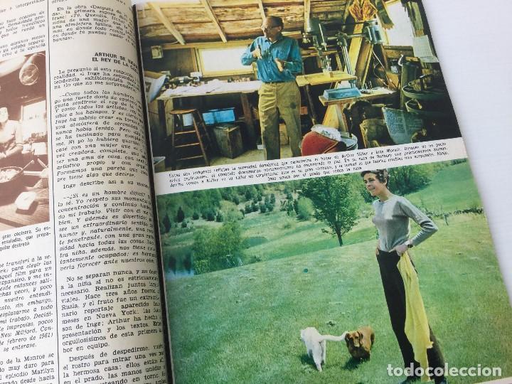 Coleccionismo de Revista Garbo: Revista Garbo año XVIII – nº 927 – 9 de Diciembre de 1970 – Julio Iglesias - Foto 9 - 141113794