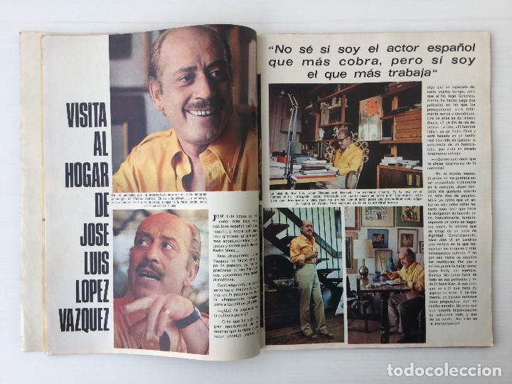 Coleccionismo de Revista Garbo: Revista Garbo año XVIII – nº 927 – 9 de Diciembre de 1970 – Julio Iglesias - Foto 10 - 141113794