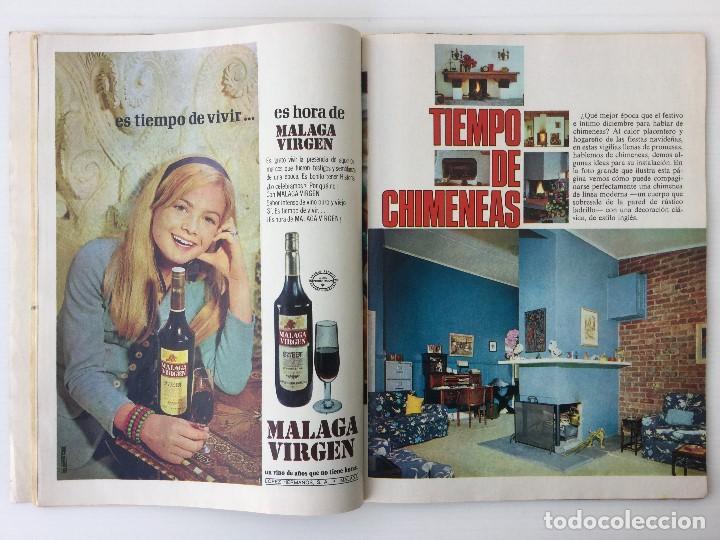 Coleccionismo de Revista Garbo: Revista Garbo año XVIII – nº 927 – 9 de Diciembre de 1970 – Julio Iglesias - Foto 11 - 141113794