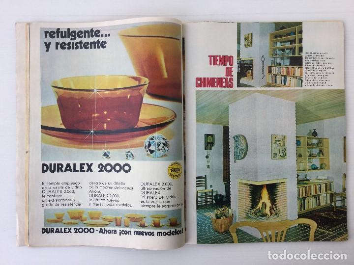 Coleccionismo de Revista Garbo: Revista Garbo año XVIII – nº 927 – 9 de Diciembre de 1970 – Julio Iglesias - Foto 12 - 141113794