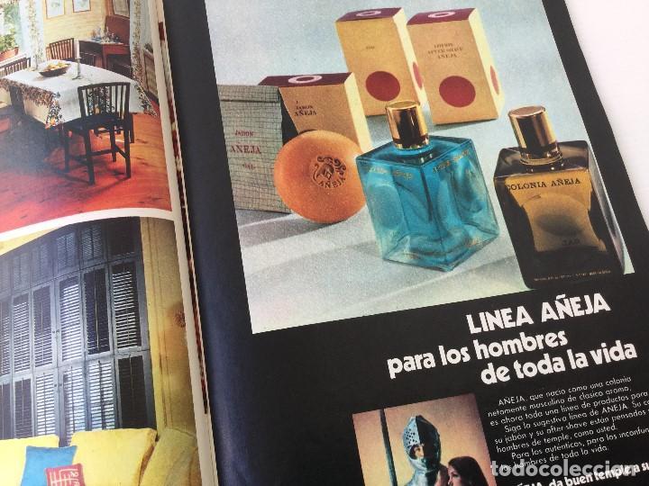 Coleccionismo de Revista Garbo: Revista Garbo año XVIII – nº 927 – 9 de Diciembre de 1970 – Julio Iglesias - Foto 13 - 141113794