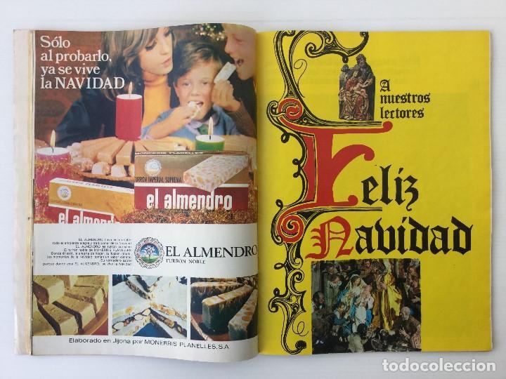 Coleccionismo de Revista Garbo: Revista Garbo año XVIII – nº 927 – 9 de Diciembre de 1970 – Julio Iglesias - Foto 14 - 141113794