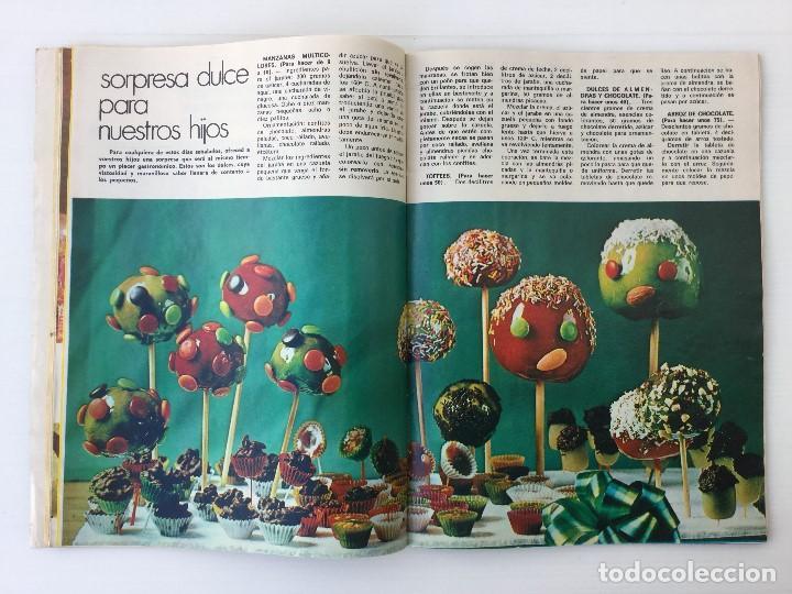 Coleccionismo de Revista Garbo: Revista Garbo año XVIII – nº 927 – 9 de Diciembre de 1970 – Julio Iglesias - Foto 16 - 141113794