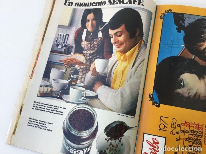 Coleccionismo de Revista Garbo: Revista Garbo año XVIII – nº 927 – 9 de Diciembre de 1970 – Julio Iglesias - Foto 17 - 141113794