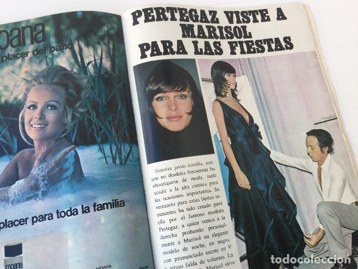 Coleccionismo de Revista Garbo: Revista Garbo año XVIII – nº 927 – 9 de Diciembre de 1970 – Julio Iglesias - Foto 20 - 141113794
