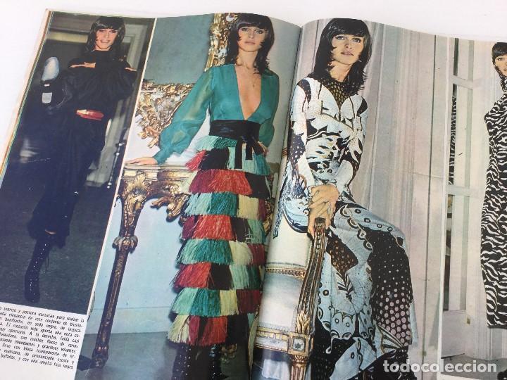 Coleccionismo de Revista Garbo: Revista Garbo año XVIII – nº 927 – 9 de Diciembre de 1970 – Julio Iglesias - Foto 21 - 141113794