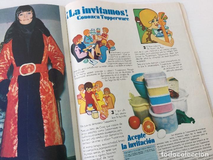 Coleccionismo de Revista Garbo: Revista Garbo año XVIII – nº 927 – 9 de Diciembre de 1970 – Julio Iglesias - Foto 22 - 141113794
