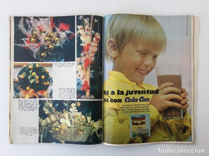 Coleccionismo de Revista Garbo: Revista Garbo año XVIII – nº 927 – 9 de Diciembre de 1970 – Julio Iglesias - Foto 24 - 141113794