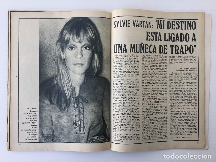 Coleccionismo de Revista Garbo: Revista Garbo año XVIII – nº 927 – 9 de Diciembre de 1970 – Julio Iglesias - Foto 26 - 141113794